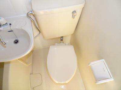 【トイレ】フォーシム明大前