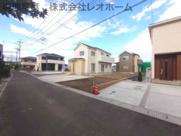 現地写真掲載 新築 富岡市上高瀬IS1-2 の画像