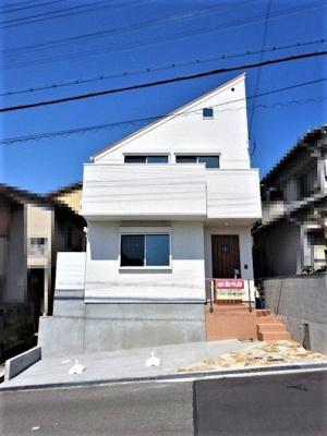 【外観】神戸市垂水区青山台4丁目 新築戸建
