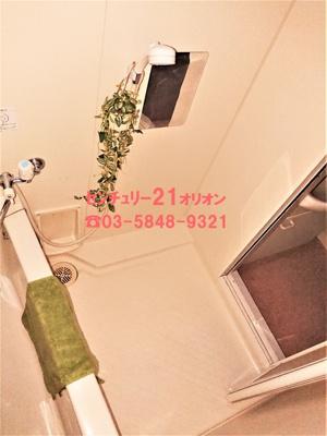 【浴室】プラッツ中村橋(ナカムラバシ)