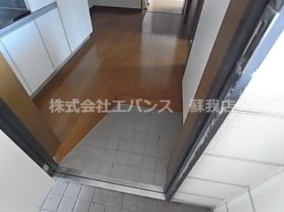 【玄関】グレイスフルコート