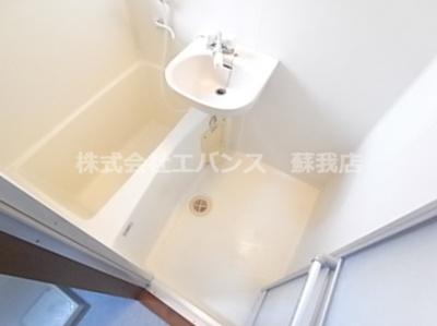 【浴室】グレイスフルコート