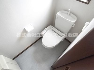 【トイレ】グレイスフルコート