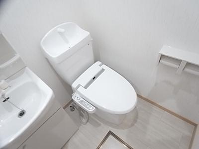 【トイレ】星久喜の家