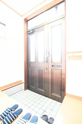 【エントランス】上高丸1丁目貸家