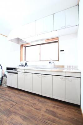 【キッチン】上高丸1丁目貸家