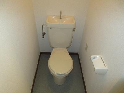 【トイレ】グリーンパーク西条台