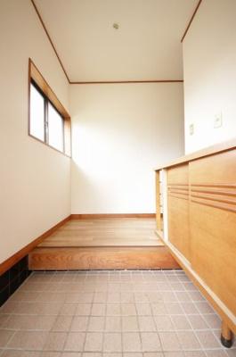 【玄関】宮前貸家