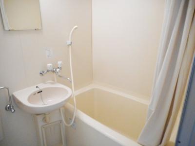 【浴室】ワンルームグランドみつ