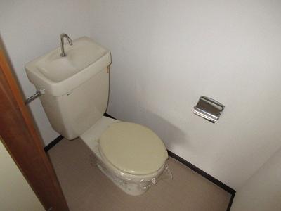 【トイレ】シティハウス西条