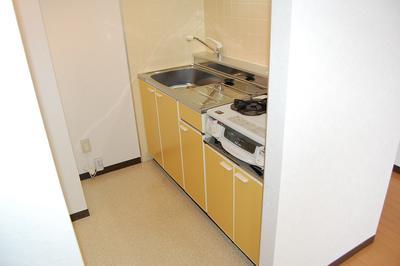 【キッチン】ヒルズ山鼻177