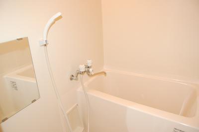 【浴室】ヒルズ山鼻177