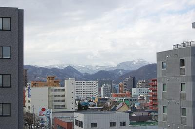 【展望】ヒルズ山鼻177