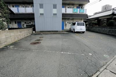 【駐車場】エリートマンション