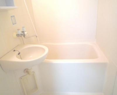 【浴室】マリンハイツ