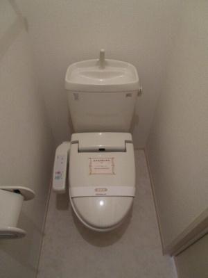 【トイレ】ラ・フルール西高松