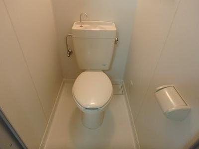 【トイレ】ロータスハイツ