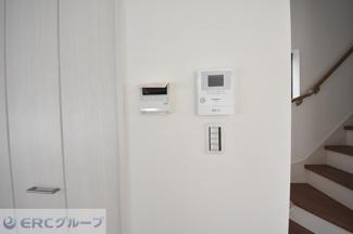 【セキュリティ】~灘区大和町1丁目新築戸建て~