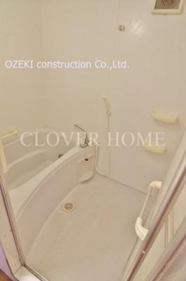 【浴室】レトアA棟