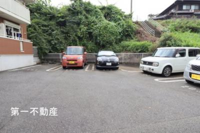 【駐車場】ドリーム新町