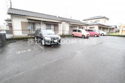 【駐車場】礼可ハイツ