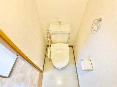 【トイレ】ケイパレスⅡ