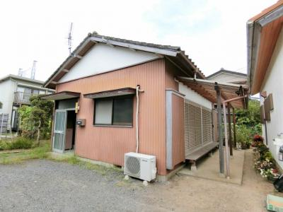 【外観】北之幸谷202-4貸家