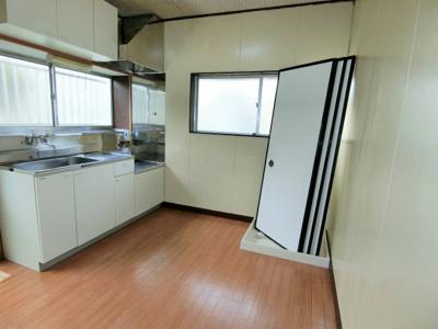【キッチン】北之幸谷202-4貸家