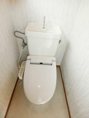 【トイレ】北之幸谷202-4貸家