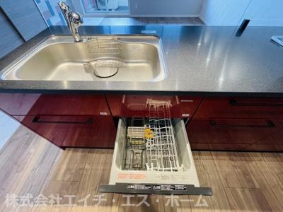 食器洗浄乾燥機付
