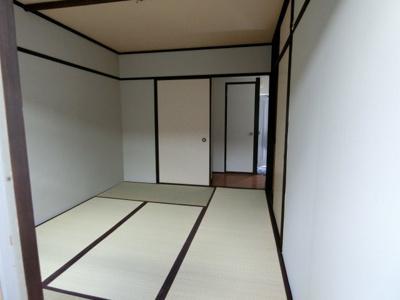 【和室】青葉ハイツ