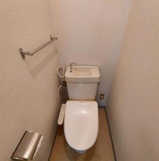 【トイレ】熊谷市銀座6丁目一棟マンション