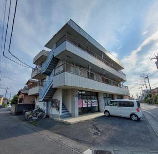 【外観】熊谷市銀座6丁目一棟マンション