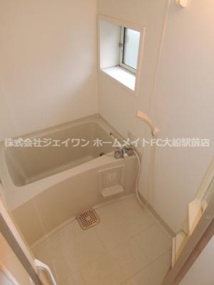 【浴室】ウエスト・ベルグ鎌倉D