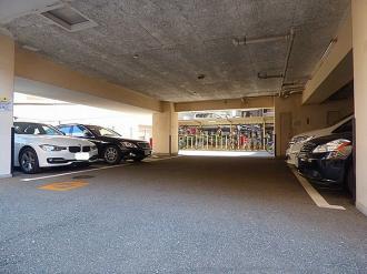 【駐車場】アントゥール薬院(アントゥールヤクイン)