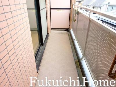 【バルコニー】ファインクレスト笹塚