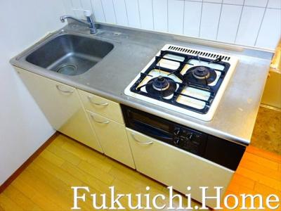 【キッチン】ファインクレスト笹塚
