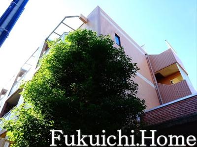 【外観】ファインクレスト笹塚