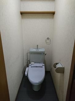 【トイレ】プリマ・クラッセ