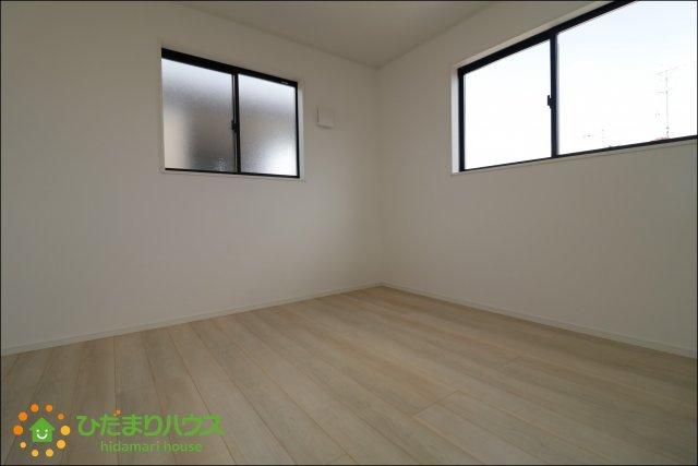 【寝室】白岡市西第26 新築一戸建て 04 クレイドルガーデン