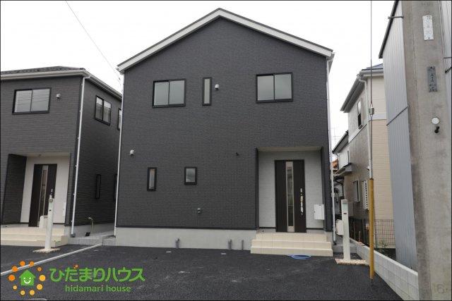 【外観】白岡市西第26 新築一戸建て 04 クレイドルガーデン