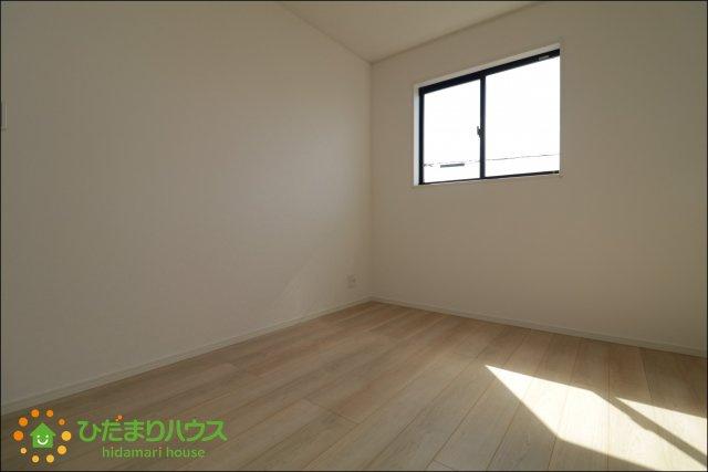 【洋室】白岡市西第26 新築一戸建て 04 クレイドルガーデン