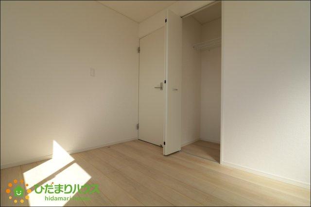 【収納】白岡市西第26 新築一戸建て 04 クレイドルガーデン