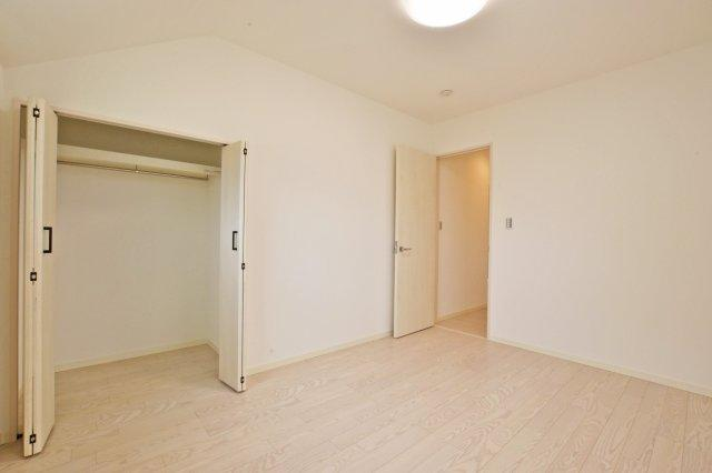 -同社施工例- 収納一つで部屋の広さと清潔感は大きく改善します。
