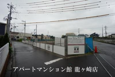 【外観】仮)阿見町若栗新築アパート