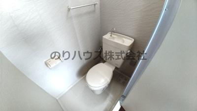 【トイレ】H&Mマンション