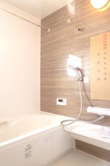 浴室施工例です。
