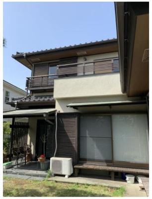 【外観】藤沢市鵠沼松が岡5丁目 一戸建て