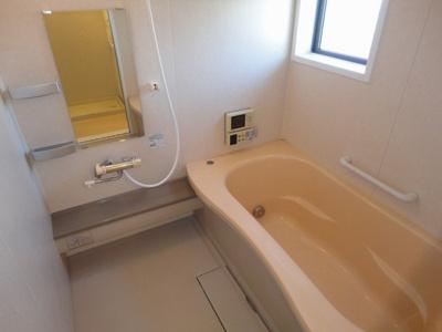【浴室】リビングタウン古川西 C棟