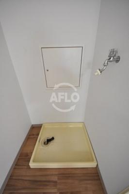 レバンガ天神橋AP 室内洗濯機置き場